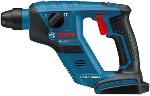 Ак. перфоратор Bosch GBH 18 V-LI Compact без акк и