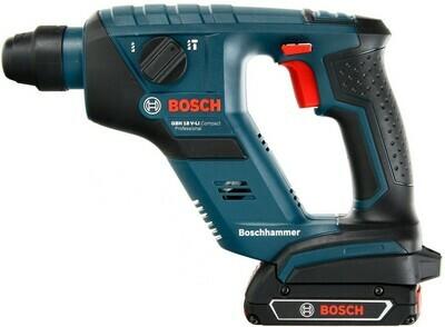 Ак. перфоратор Bosch GBH 18 V-LI Compact