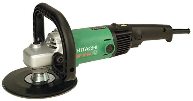 Полировальная машина Hitachi SP 18 VA
