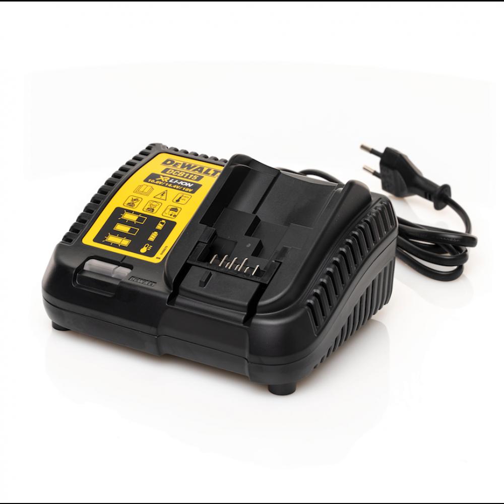 Зарядное устройство DeWalt  XR Li-Ion 10.8-14.4-18