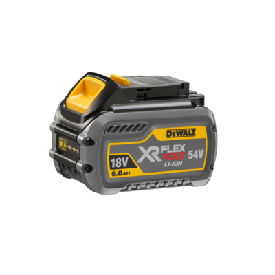 Батарея аккум-ная DeWalt 54 В Flexvolt XR Li-ion 6