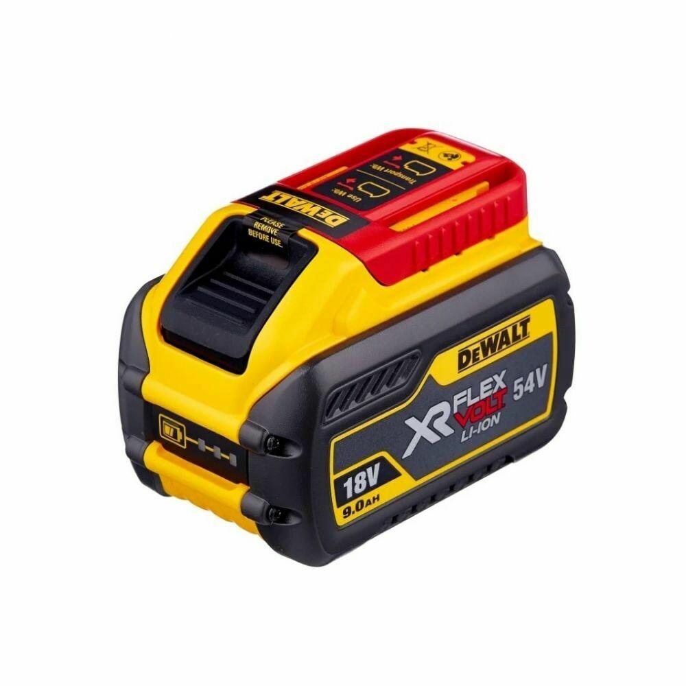 Батарея аккум-ная DeWalt 54 В Flexvolt XR Li-ion 9