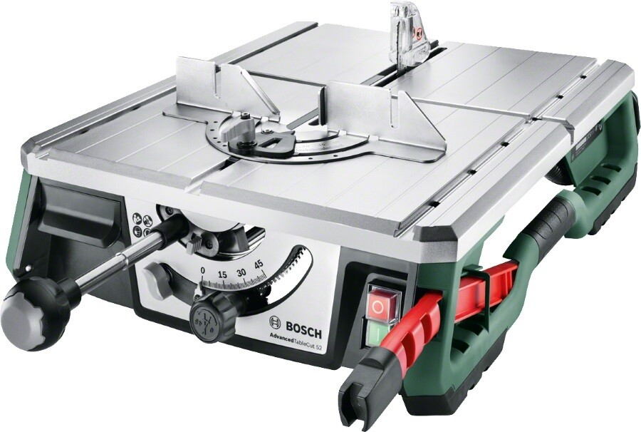 Эл. пила настольная Bosch  AdvancedTableCut 52