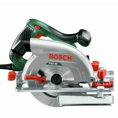 Эл. пила циркул. Bosch  РKS 55  0 603 500 020