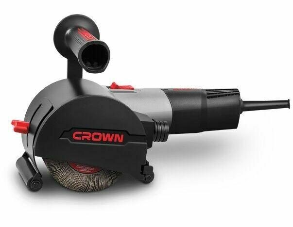 Шлиф. машина CROWN CT13551-110RSV щеточная