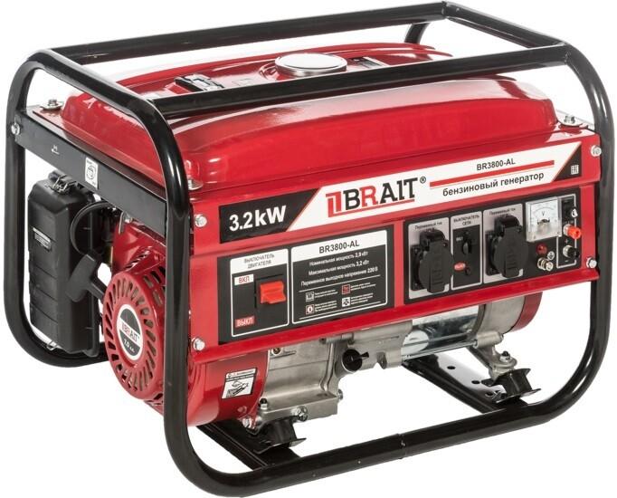 Генератор бензиновый BR3800-AL