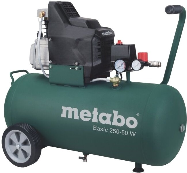 Компрессор Metabo 601534 Basic 250-50 W  масл 1.5к