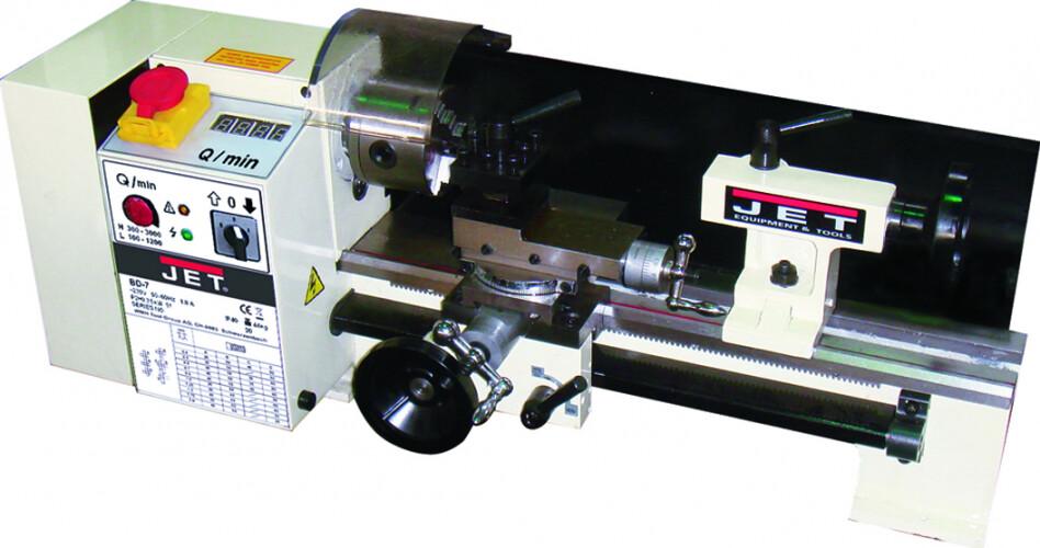 Станок токарный BD-7 JE50000900М 230V