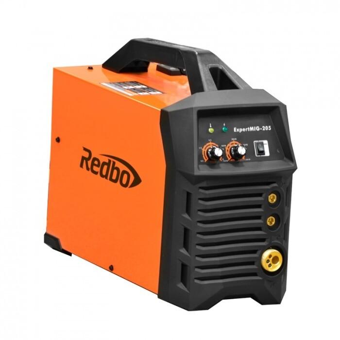 Инвертор полуавтомат REDBO Expert Mig-205 (MIG/MMA