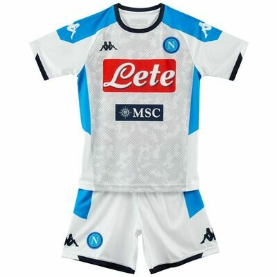 SET NAPOLI JUNIOR BIANCO
