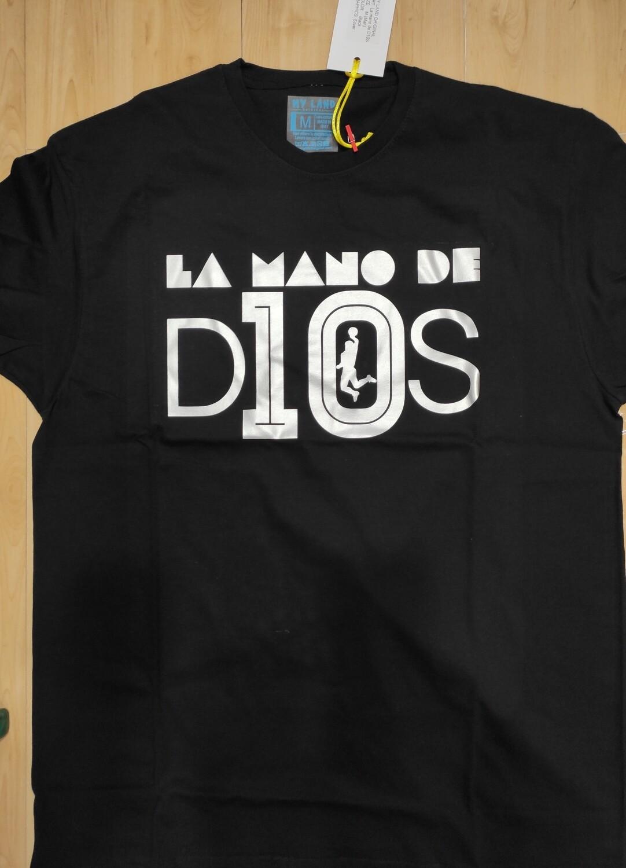 TSHIRT LA MANO DE DIOS