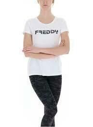 FREDDY TSHIRT BIANCO