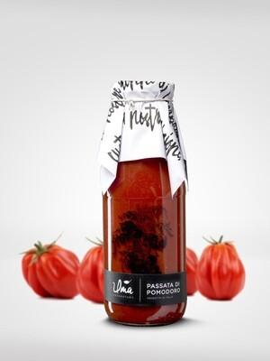 Passata di pomodoro sei rosso Organic (Økologisk tomat passata)