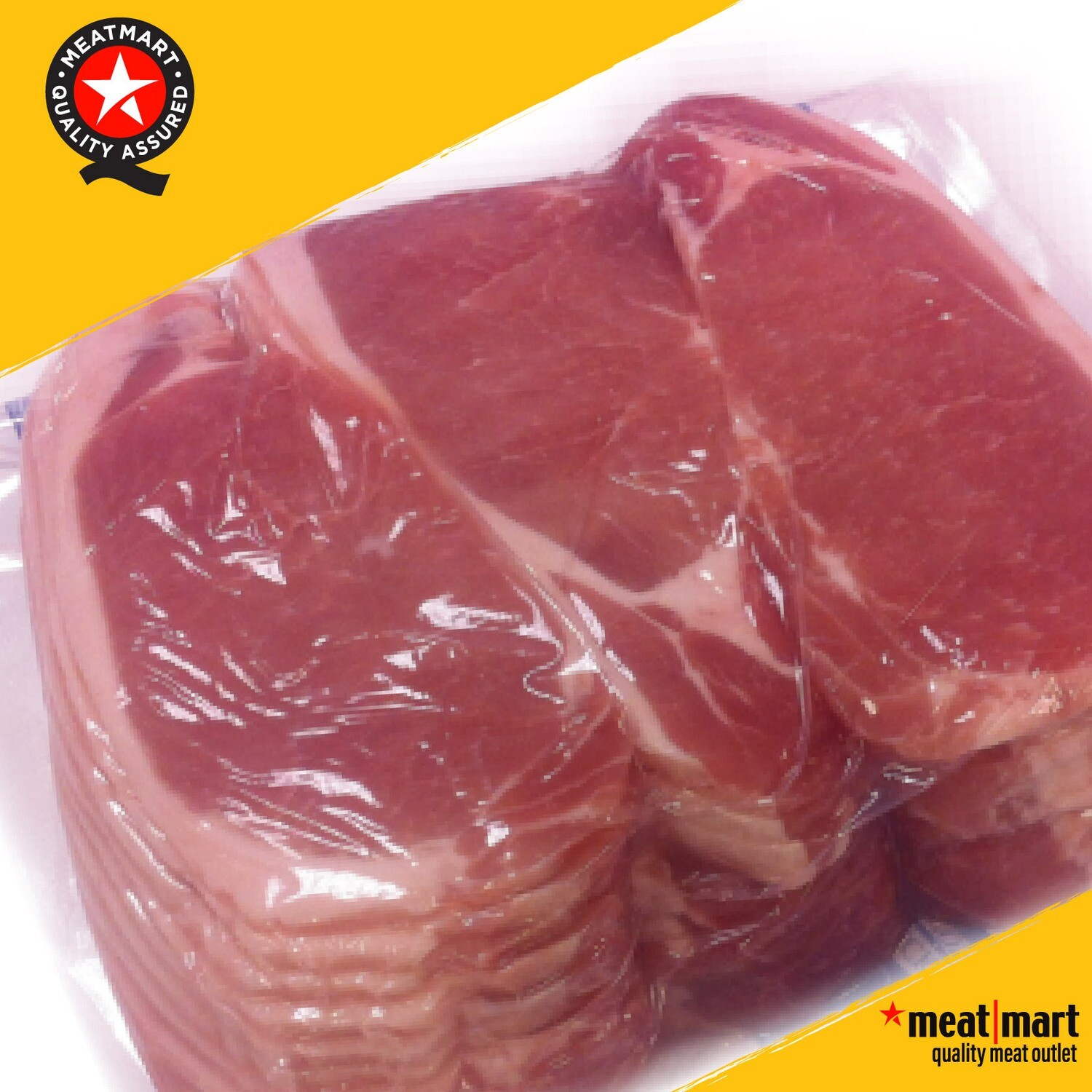 Choice Bacon 2KG PACK