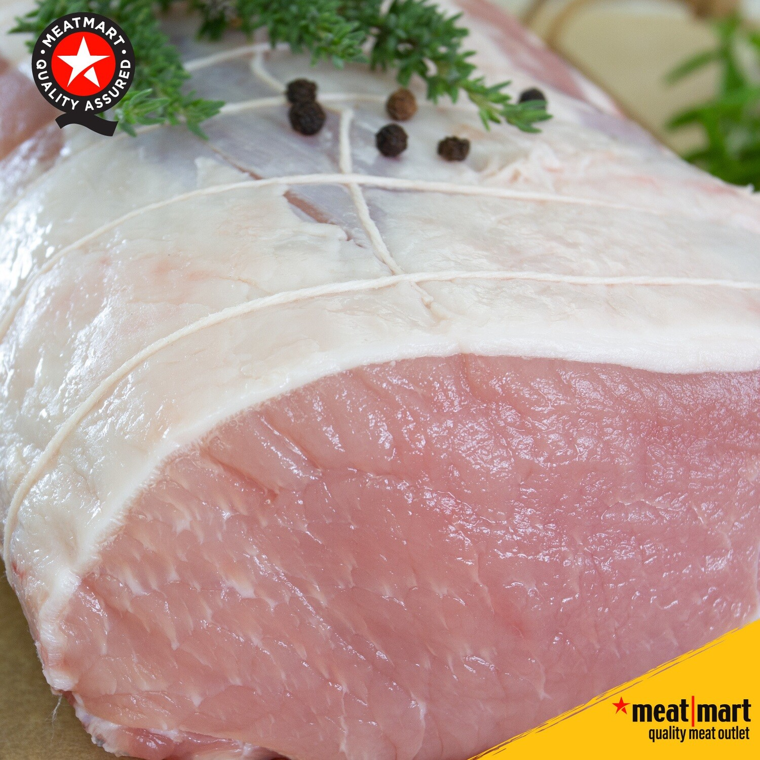 Quality Pork Joints (2300g)