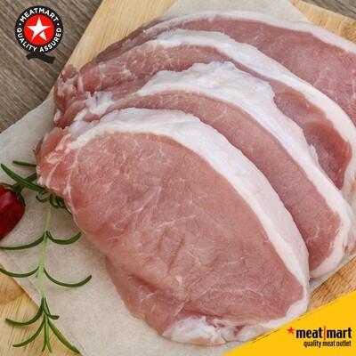 'Sizzle' Pork Loin Steaks (1KG)