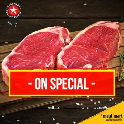 Steak Club - Prime Sirloin Steaks - SPECIAL