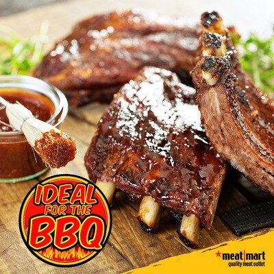 Marinated Pork Ribs (Choice of flavours)