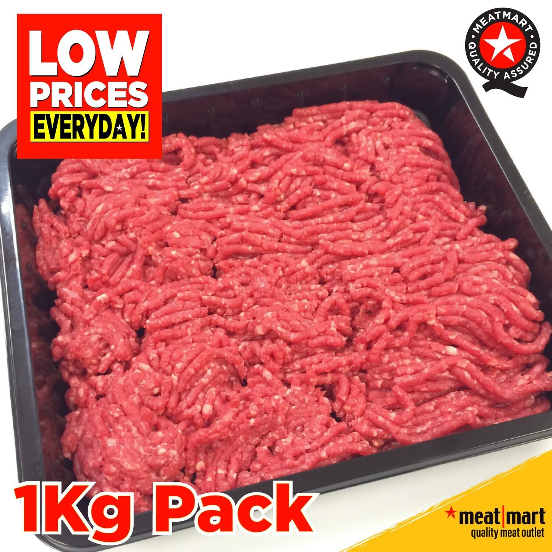 Lean Beef Mince (1KG)