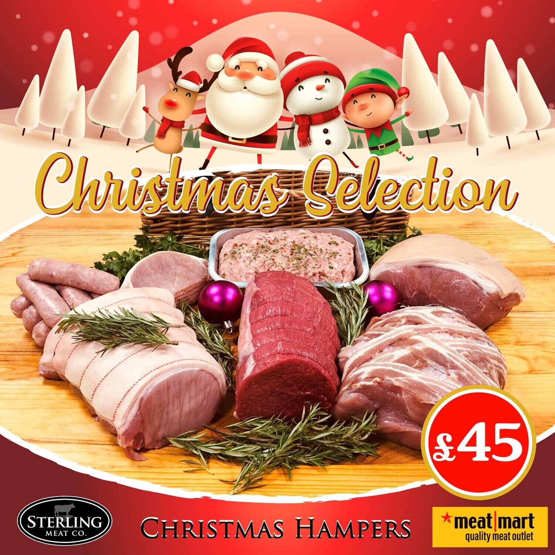 Christmas Selection Hamper £45 - PRE-ORDER