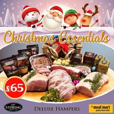 Christmas Essentials Deluxe Hamper £65 - PRE-ORDER