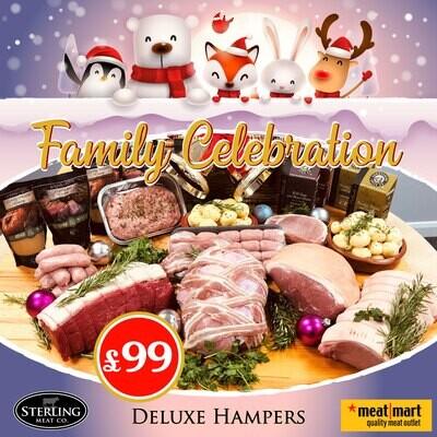 Family Celebration Deluxe Hamper £99 - PRE-ORDER