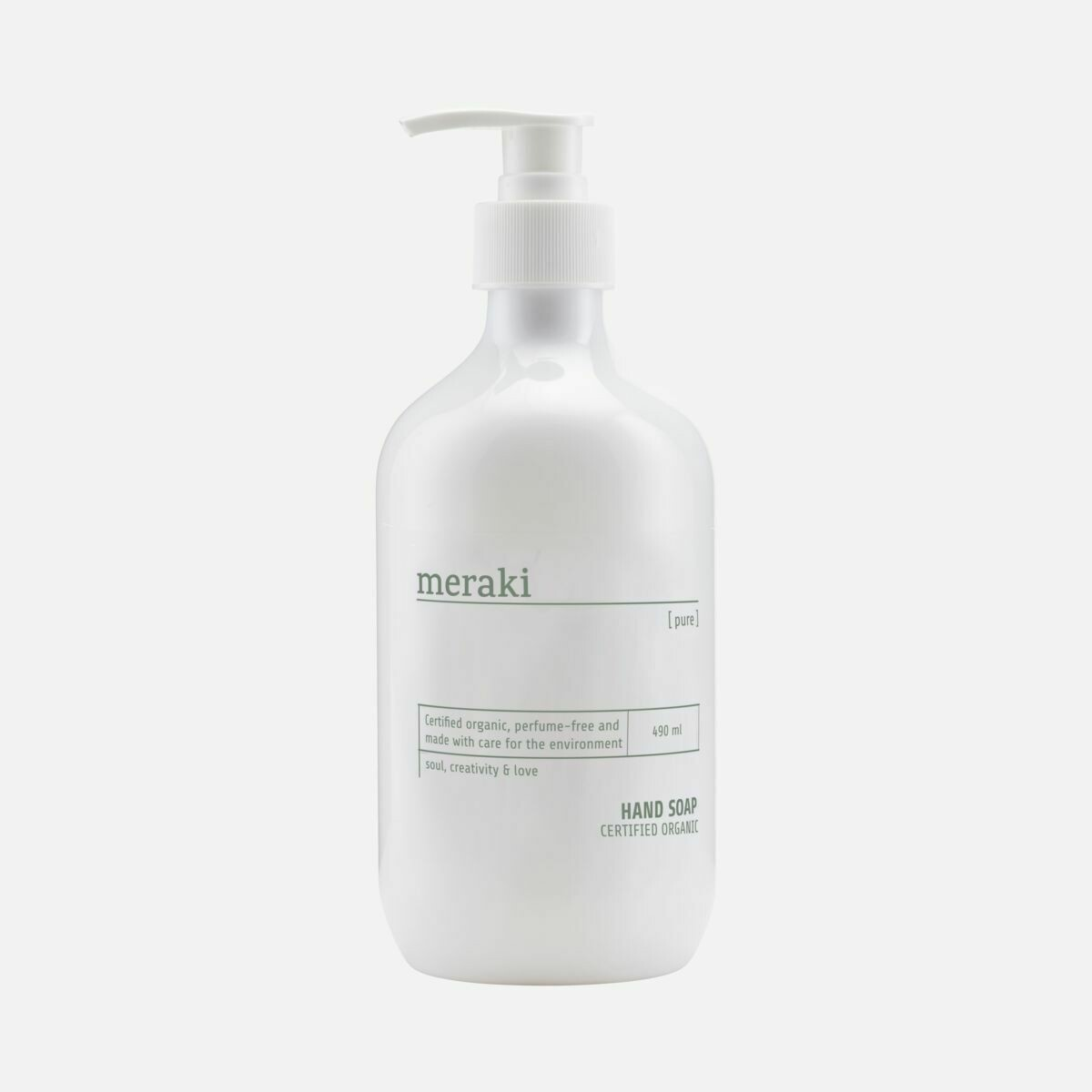 Hand Soap Pure, 490ml