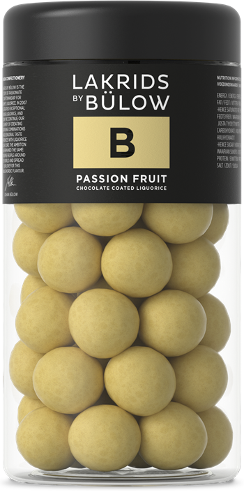 LAKRIDS Liquorice, PASSION FRUIT, 295g