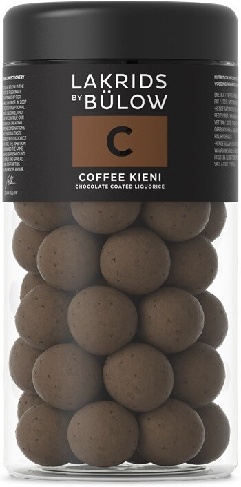 LAKRIDS Liquorice, COFFEE KIENI, 295g
