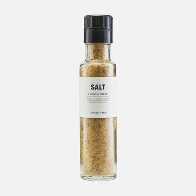 Salt, Lemon & Thyme