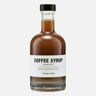Syrup, Hazelnut