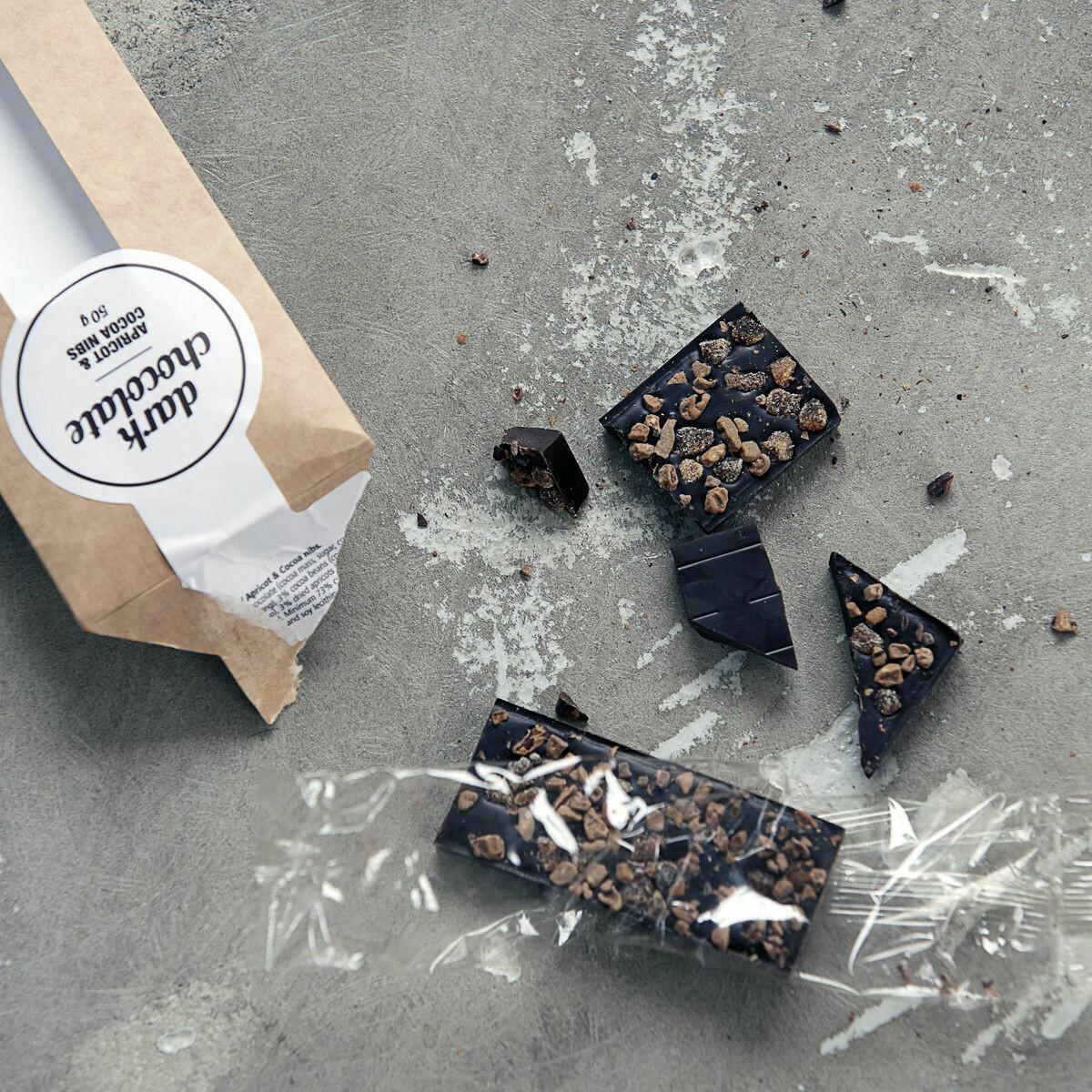 Dark Chocolate - Apricot & Cocoa