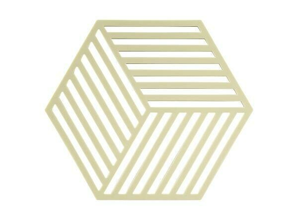Trivet Limone Hexagon