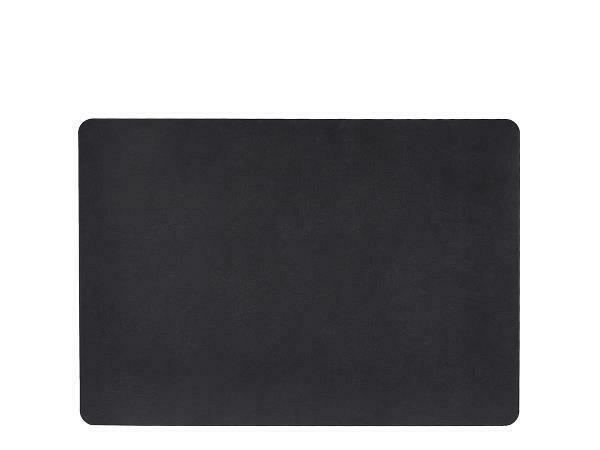 Placemat, Black, 43x30cm