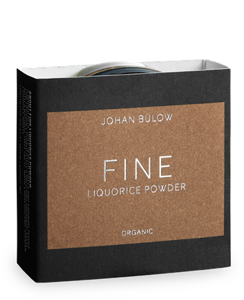 Organic Fine Liquorice Powder, 25g