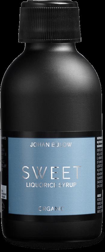 Organic Liquorice Sweet Syrup, 170g