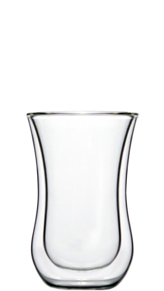 2 x Coffee 'N More Glass, 90ml