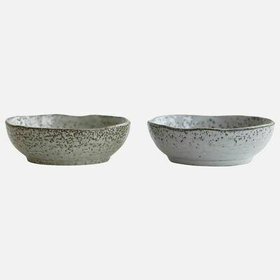 Bowl Rustic, Grey/Blue