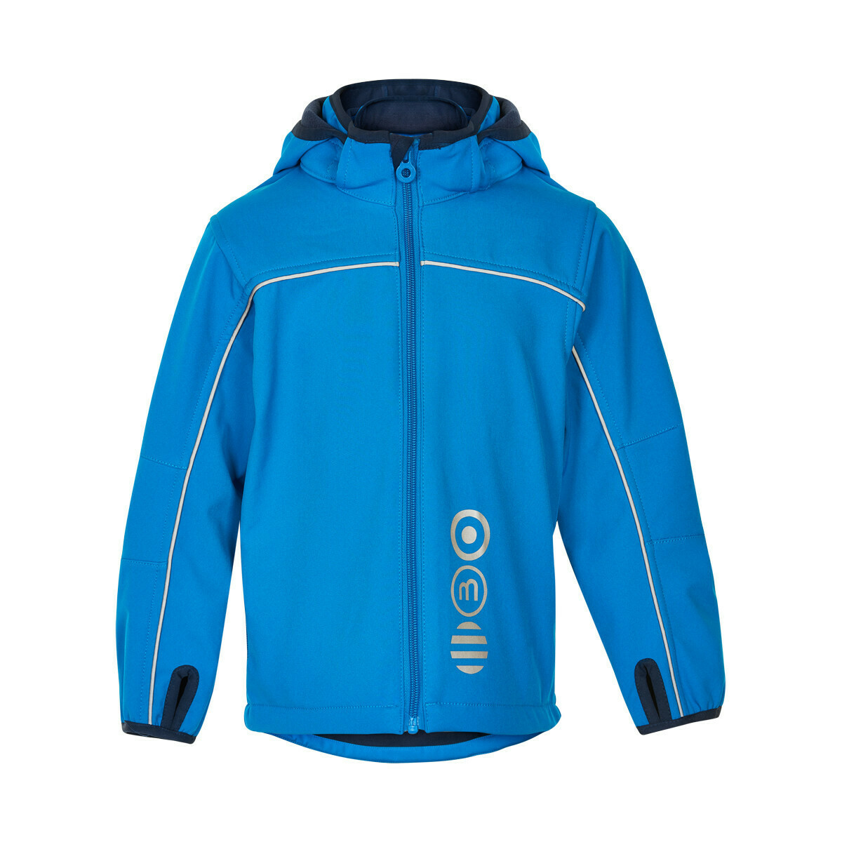 Softshell Jacket, Light Blue