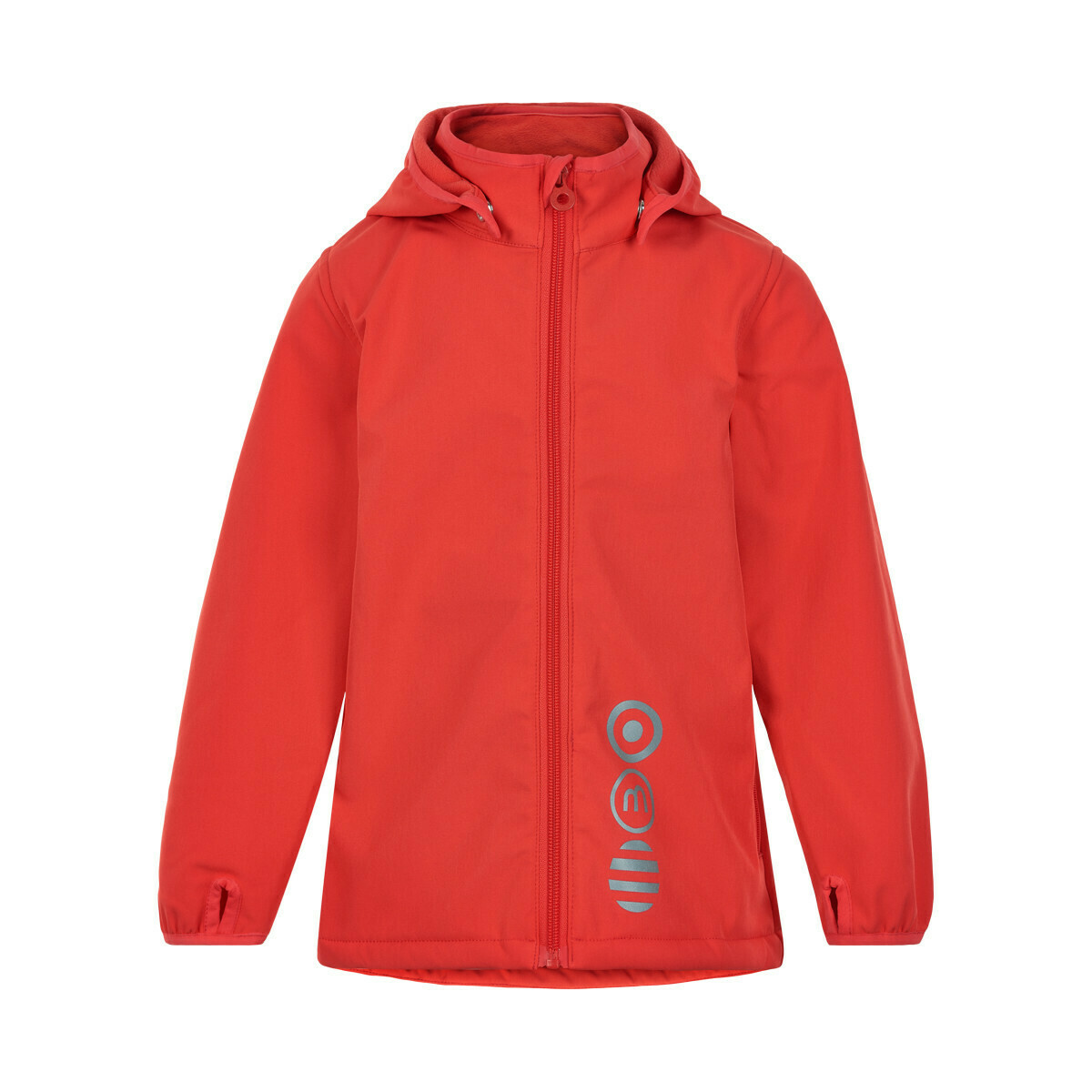 Softshell Jacket, Hibiscus