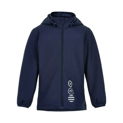 Softshell Jacket, Navy