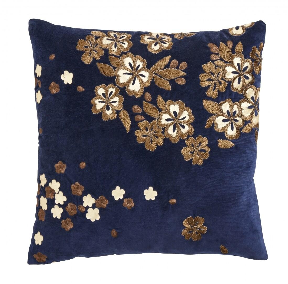 Cushion Cover, 100% cotton velvet