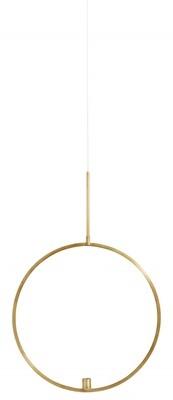 Circle Candle Holder