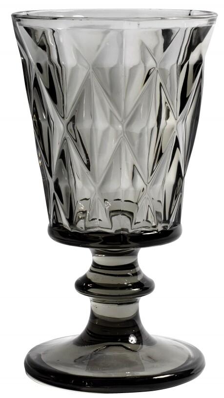 Diamond Redwine Glass