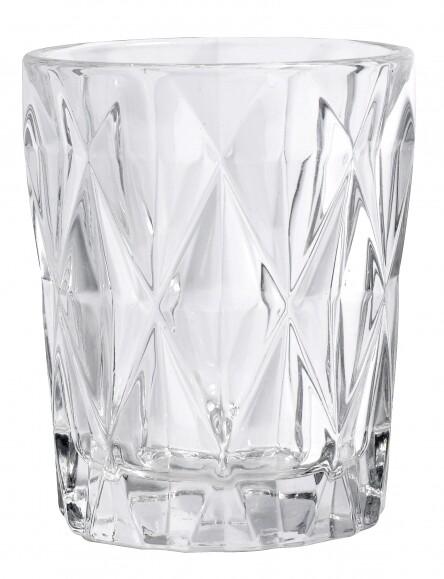 Diamond Glass, Clear