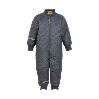 Thermal Suit with fleece lining, Deep Stone Grey