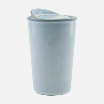 Mug, Togo, Light blue
