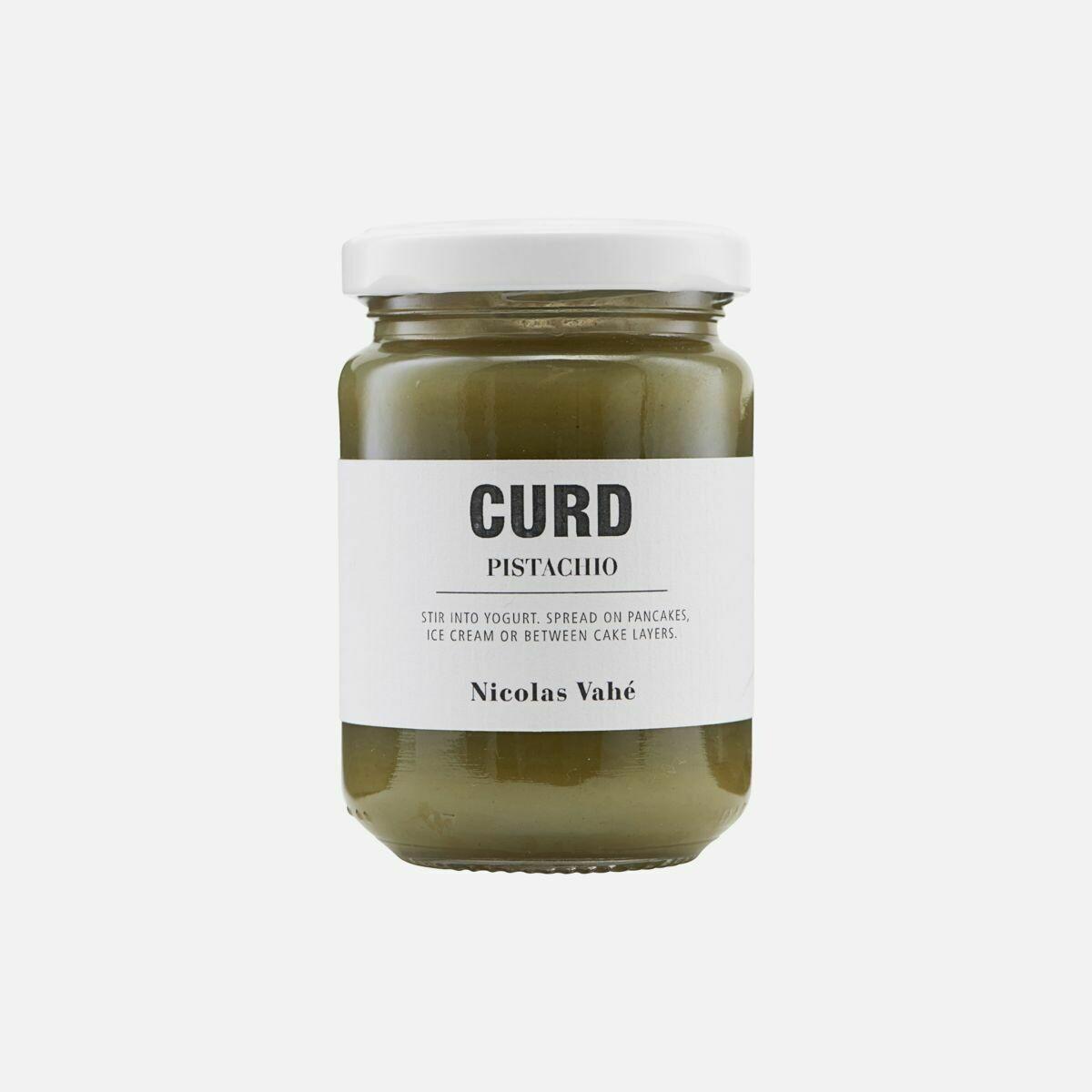 Curd, Pistachio