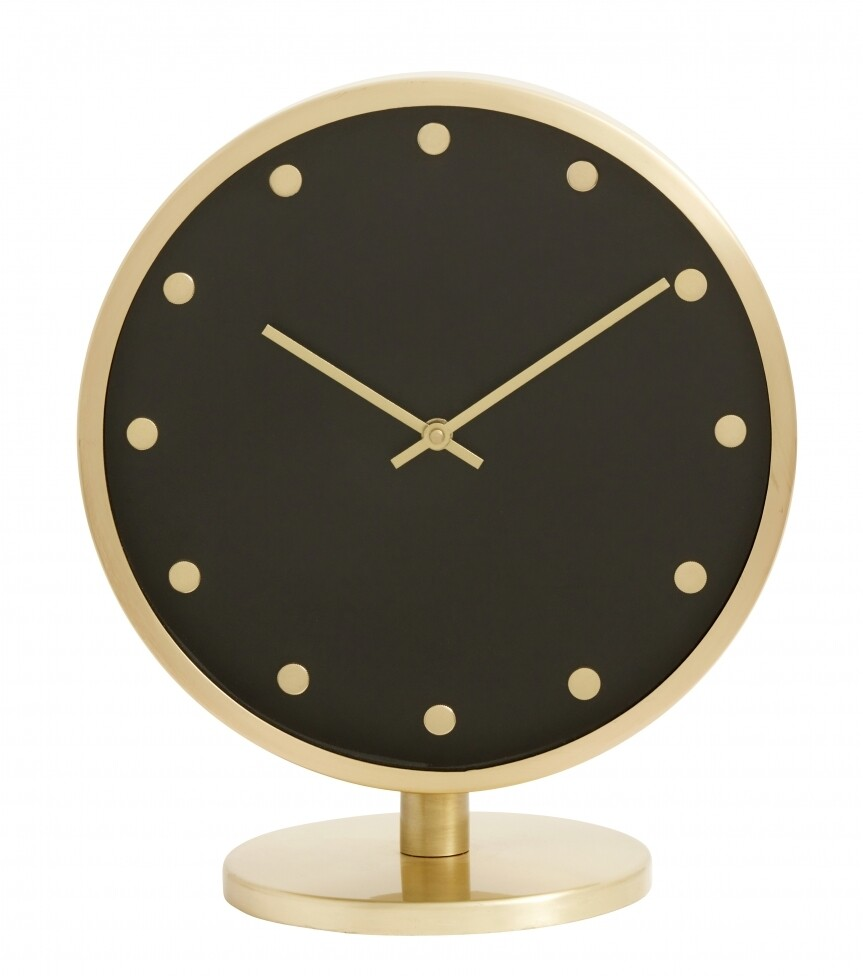 CARAT, table clock