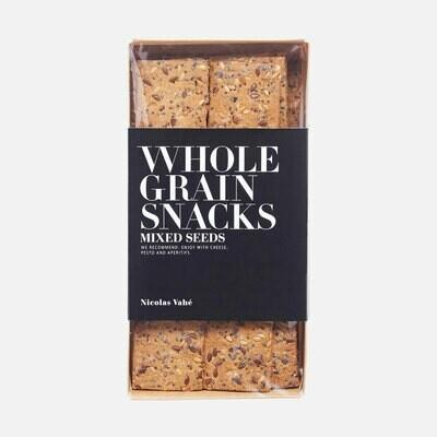 Wholegrain Crackers - Mixed Seeds